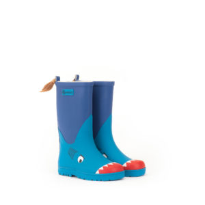 AIGLE WOODYPOP FUN REQUIN