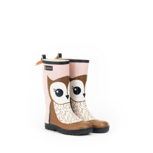 AIGLE WOODYPOP FUN HIBOU