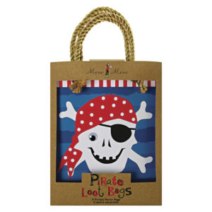 Bolsas fiesta piratas. LMDI Party